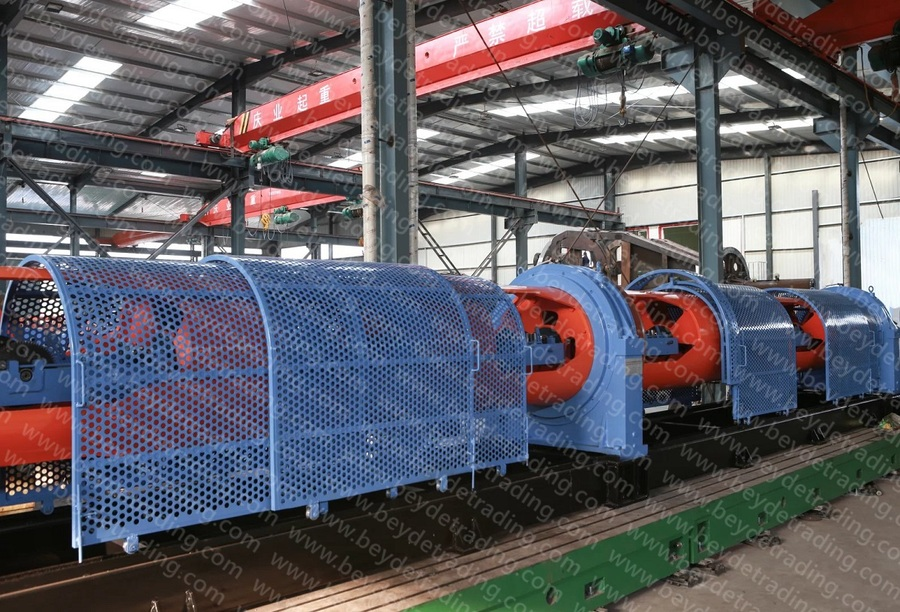 Tubular Stranding Machine